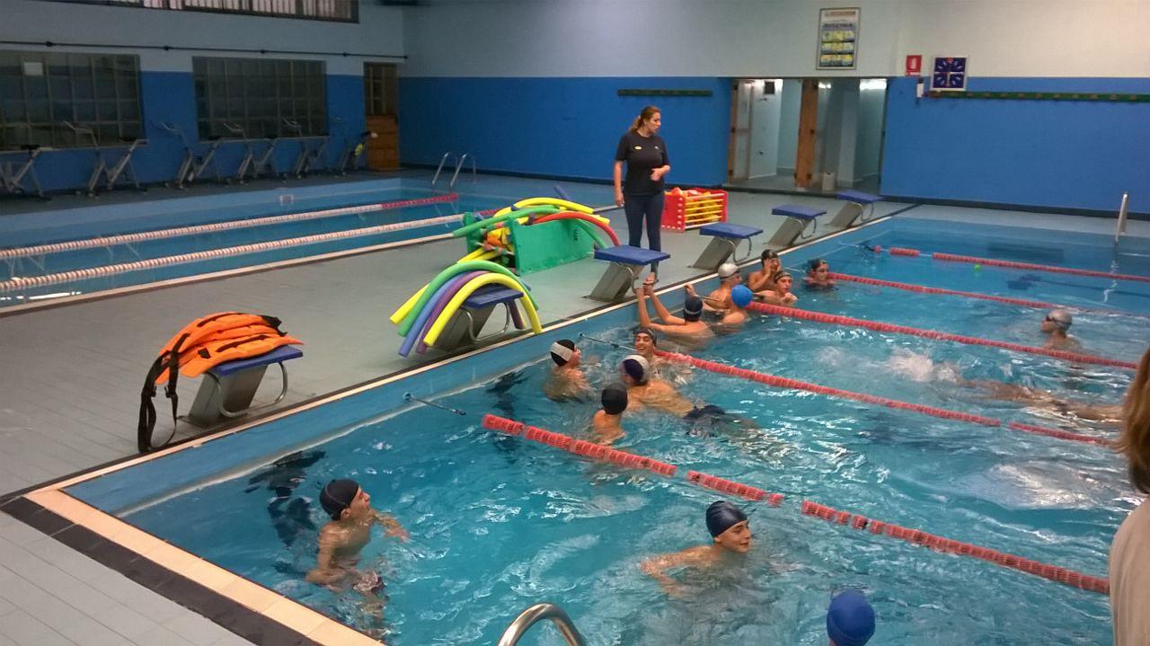 Amministrazione finanza e marketing opzione sportiva i - Orientamento piscina ...