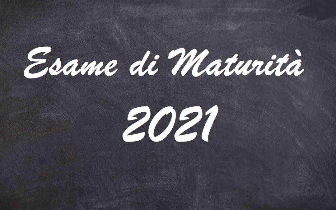 Esami di Stato a.s 2020 / 2021
